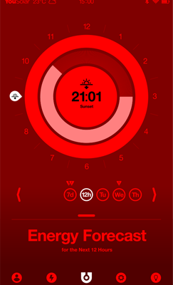 App Interface 3 Image